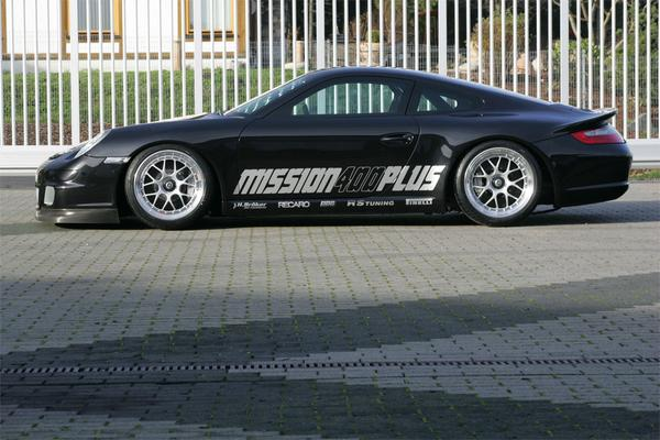 Продается Porsche 997 Turbo Mission 400 plus